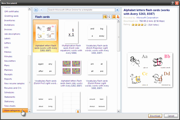 Make A Card In Word Best Of How to Make Index Cards In Microsoft Word 2007