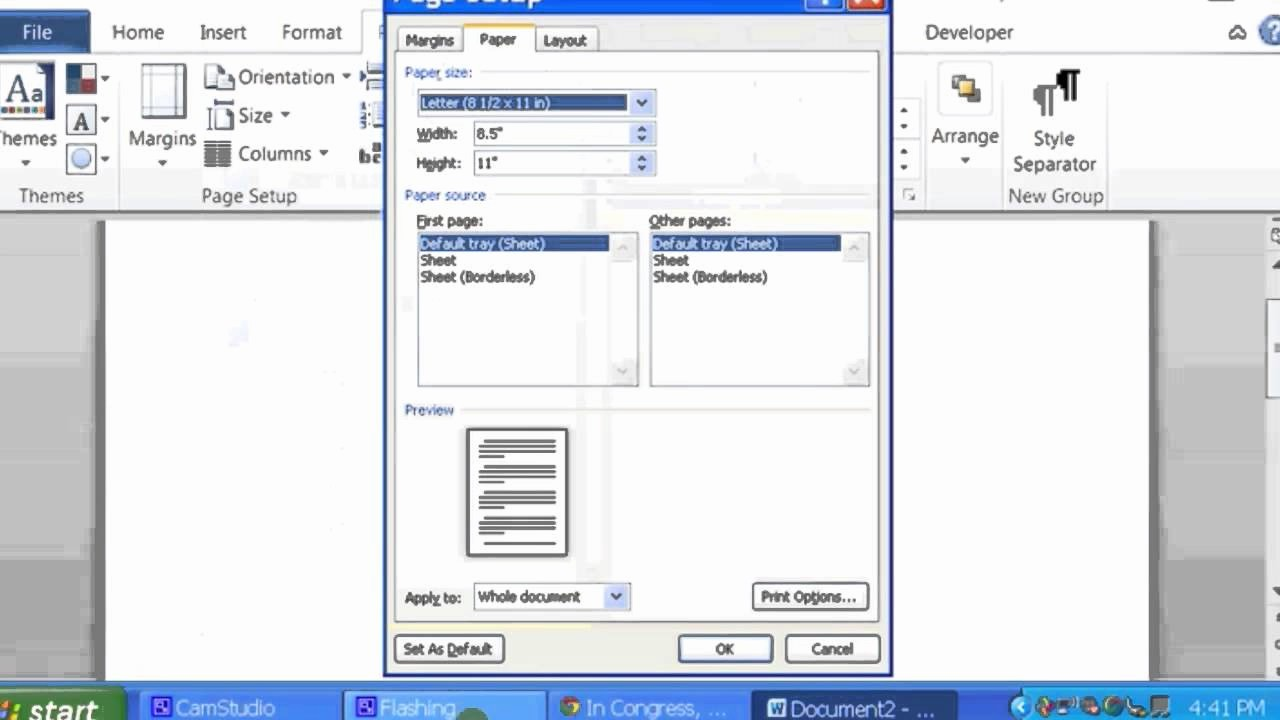 Make A Card In Word New How to Make 3 X 5 Note Cards with Microsoft Word