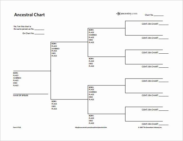 Make A Family Tree Chart Fresh 34 Family Tree Templates Pdf Doc Excel Psd