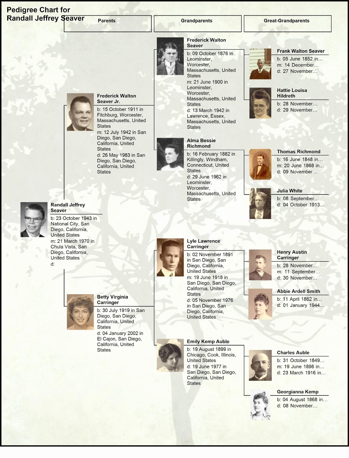 Make A Family Tree Chart Lovely Genea Musings Making A Tree In Family Tree Maker 2012