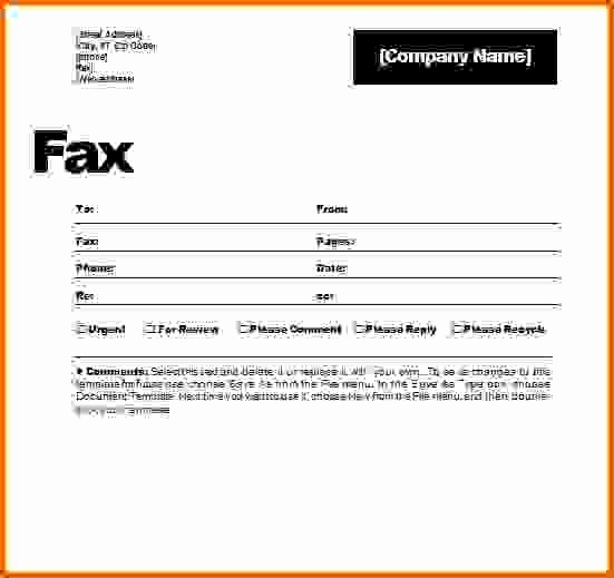 Make A Fax Cover Sheet Luxury Free Printable Fax Cover Sheetsreference Letters Words