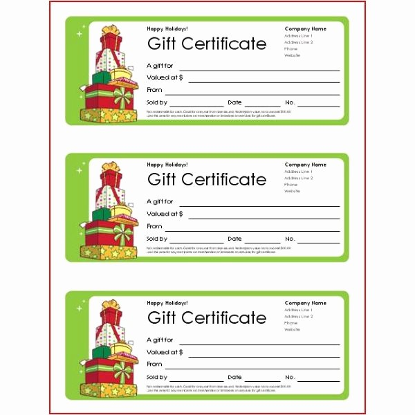 Make A Gift Certificate Free Beautiful 9 Best Of Make Your Own Certificate Free Printable