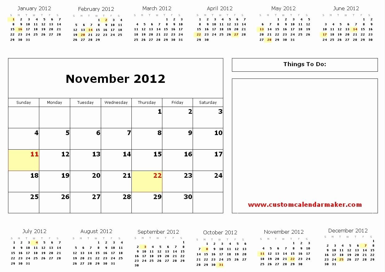 Make A Photo Calendar Free Best Of Create A Calendar Free – 2017 Printable Calendar