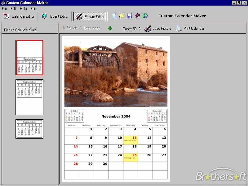 Make A Photo Calendar Free Best Of Free Photo Calendar Maker 1 81 Full Serial Emimus