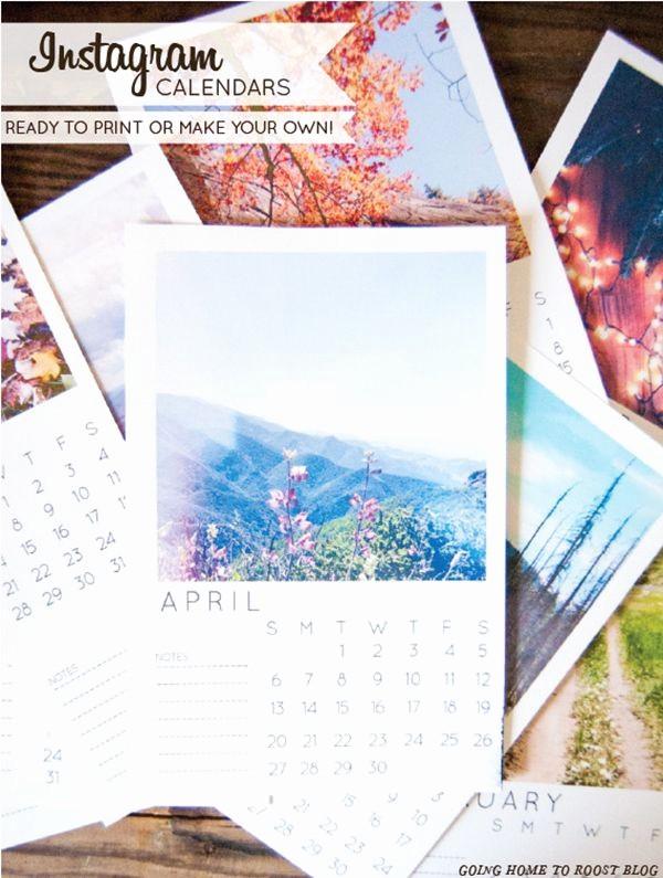 Make A Photo Calendar Free New How to Make A Calendar at Home for Free Aztec Line