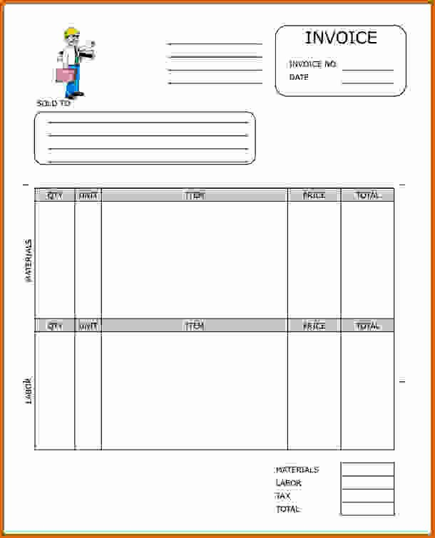 Make An Invoice On Word Inspirational 9 How to Make An Invoice On Word