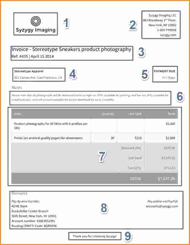 Make An Invoice On Word Luxury 8 How to Make An Invoice In Word