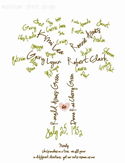 Make Family Tree In Word Beautiful Laura orr Interiors 31 Days Family Tree