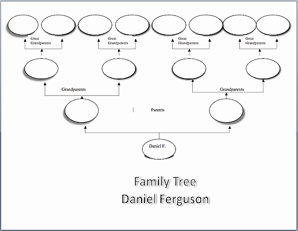 Make Family Tree In Word Best Of Family Tree Sjl Teacher Professional Development