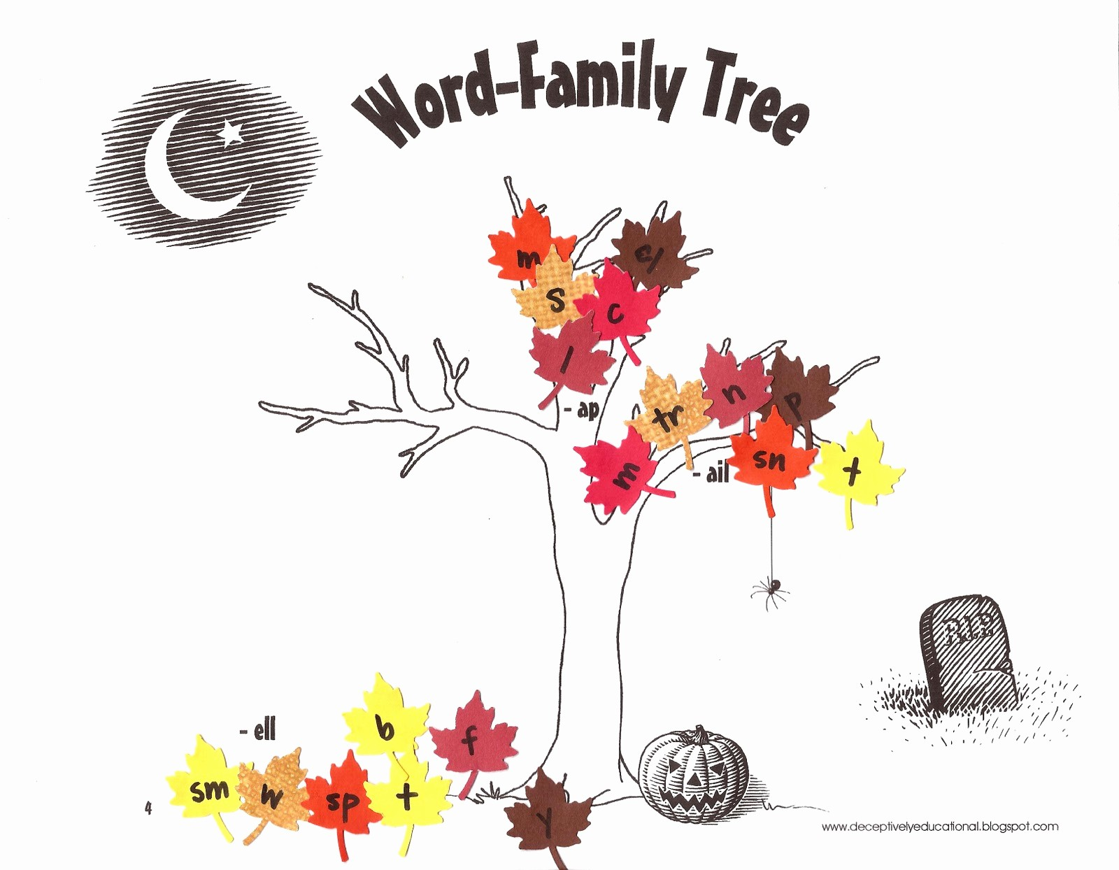 Make Family Tree In Word Best Of Relentlessly Fun Deceptively Educational Word Family