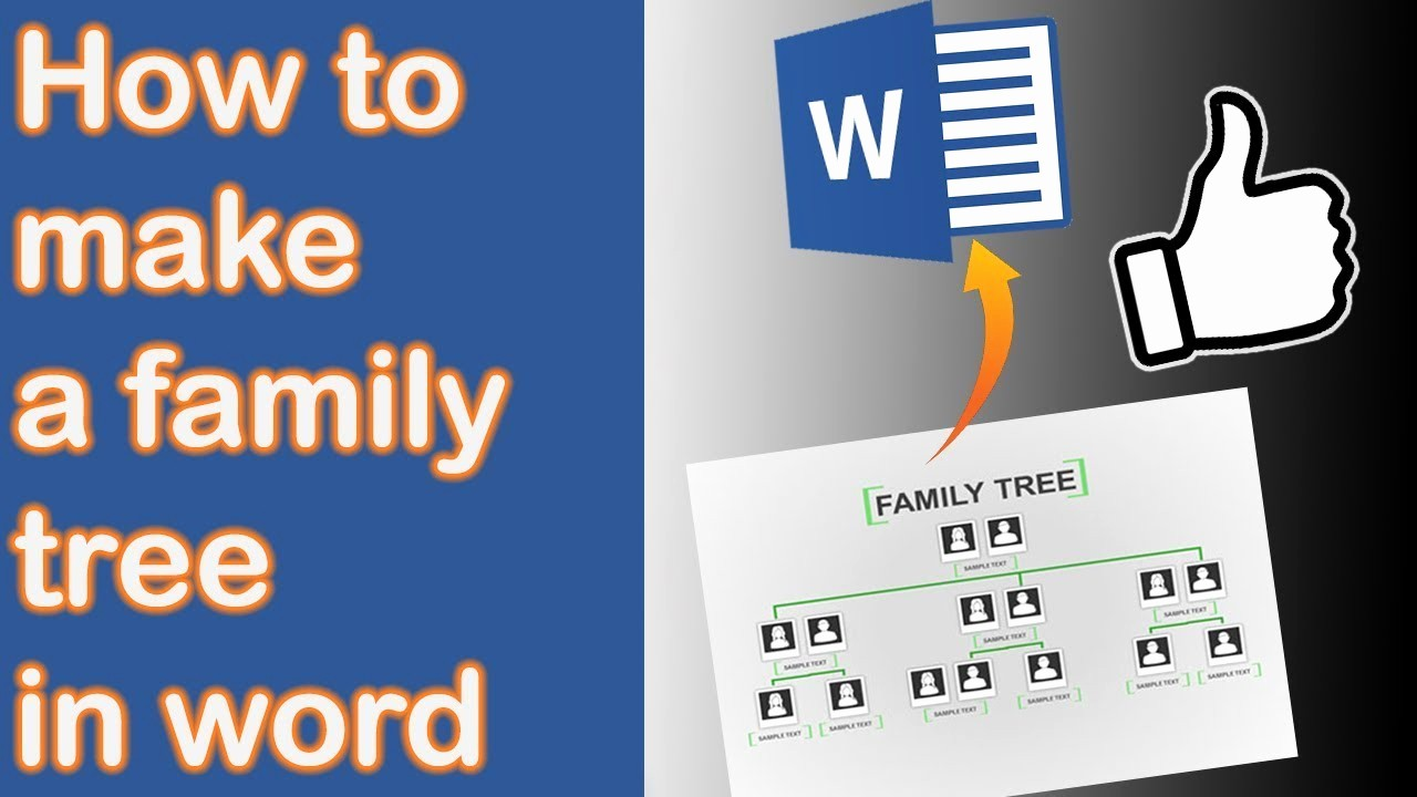 Make Family Tree In Word Fresh How to Make A Family Tree In Word 2013 [new Version In