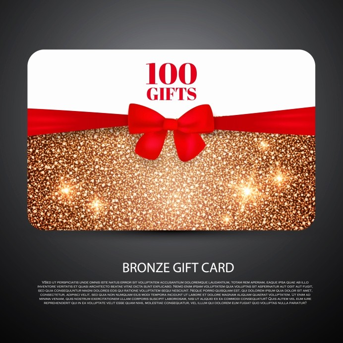 Make Gift Certificate Online Free Awesome Free T Card Design Template