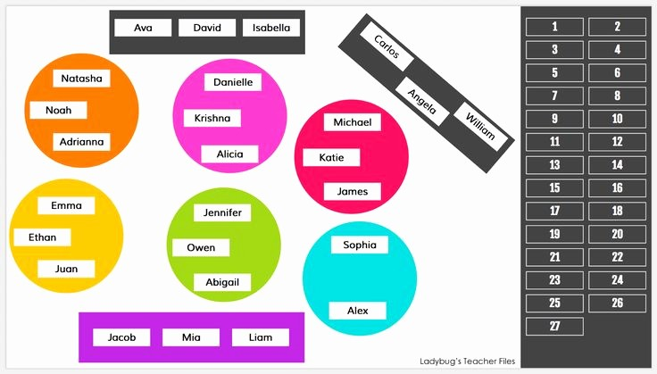 Make Seating Chart Online Free Beautiful 1000 Ideas About Seating Chart Classroom On Pinterest