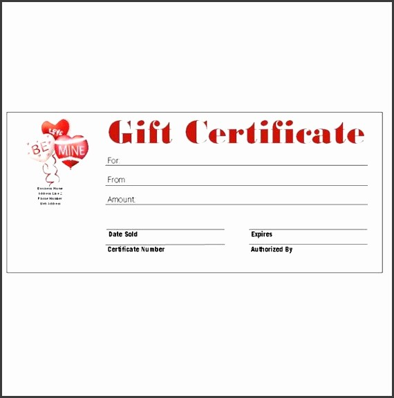 Make Up Gift Certificate Template Elegant 7 Make Your Own Gift Voucher Template Free