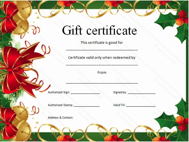 Make Up Gift Certificate Template Elegant Printable T Certificate Template Gift Certificate