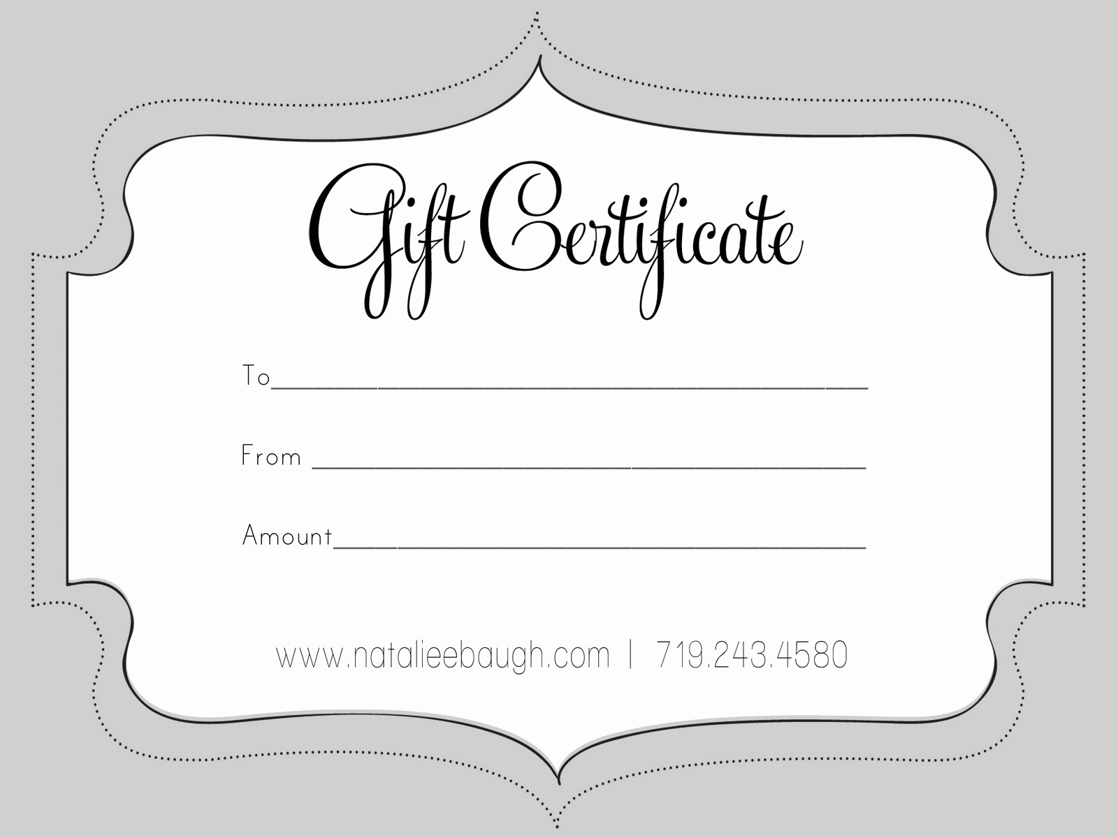 "Make Up Gift Certificate Template Fresh Search Results for ""free Printable Christmas Gift"