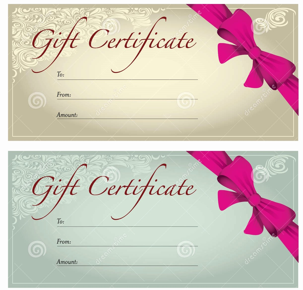 Make Up Gift Certificate Template Luxury Make Up Voucher Template Templates Station