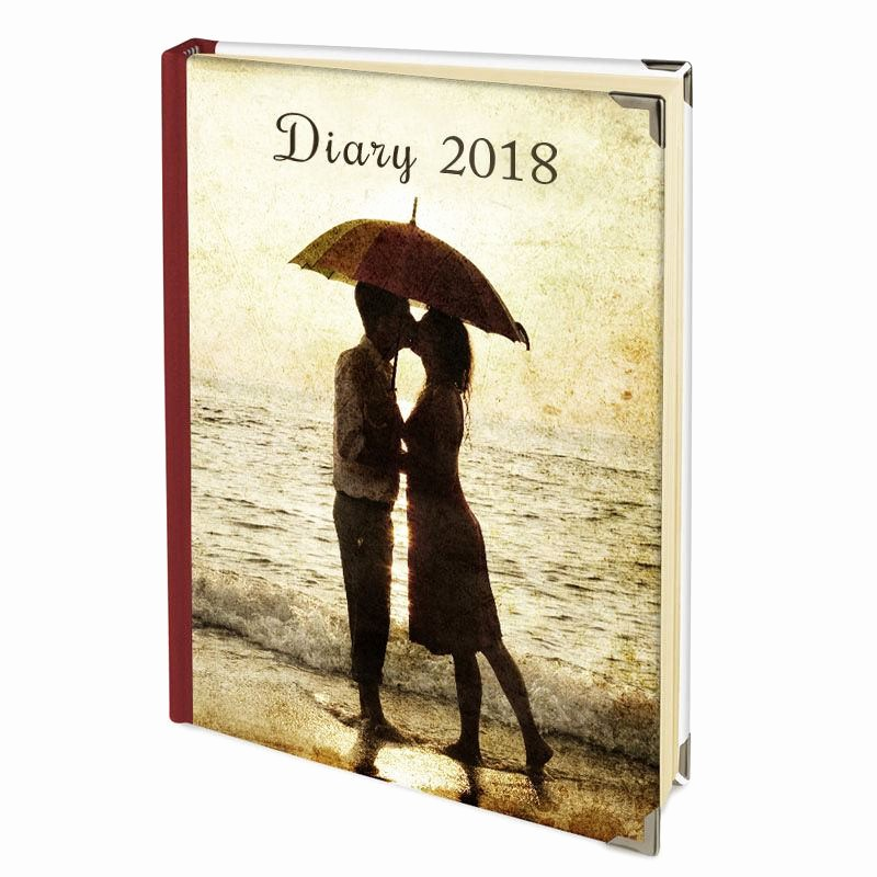 Make Your Own Address Book Awesome Personalised Diary Design Your Own 2018 Diaries