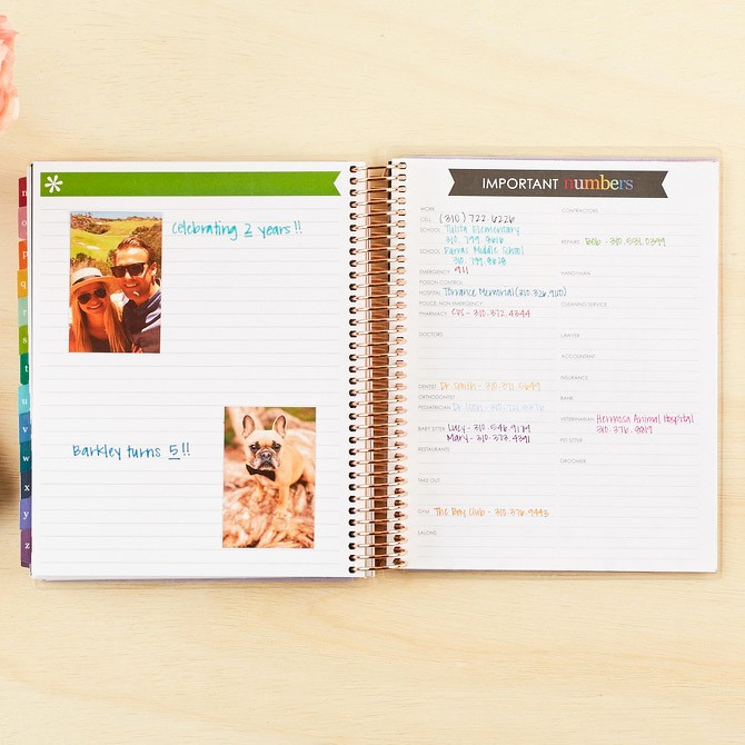 Make Your Own Address Book Lovely Create Your Own Design Address Book