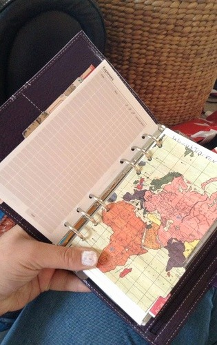 Make Your Own Address Book Lovely How to Make Your Own Filofax Dividers Snapguide