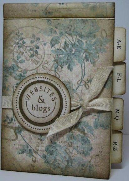Make Your Own Address Book New Best 25 Password Keeper Ideas On Pinterest