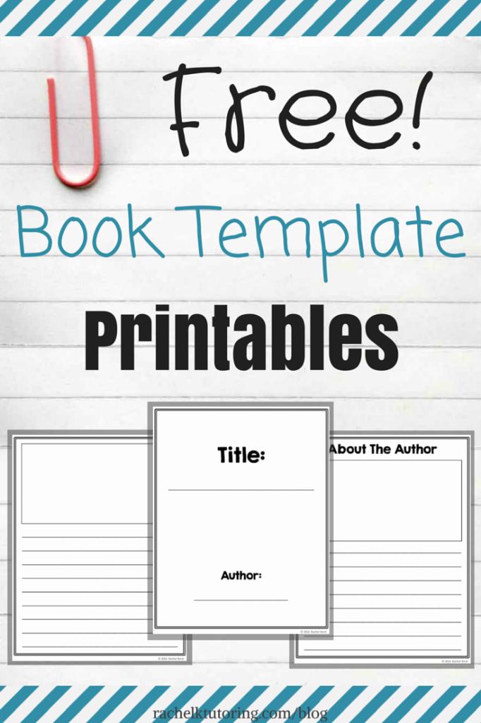 Make Your Own Address Book Unique Free Book Template Printables Rachel K Tutoring Blog
