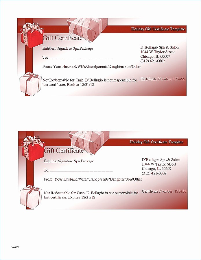Make Your Own Certificate Templates Lovely Make Your Own Gift Certificate Template