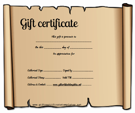 Make Your Own Certificate Templates New Gift Voucher Templates Search Results