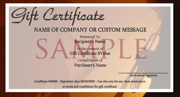 Make Your Own Certificate Templates New Print Your Own Gift Certificates Using Easy Templates