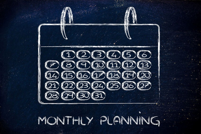Make Your Own Weekly Calendar Best Of How to Create Your Own Monthly Calendar
