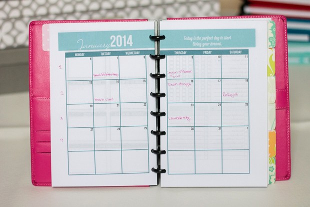 Make Your Own Weekly Calendar Lovely Create Your Own Planner Archives I Heart Planners
