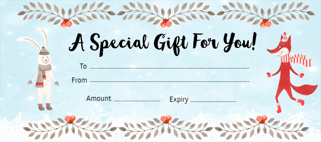 Making A Gift Certificate Free Beautiful Free Gift Certificates Maker Design Your Gift