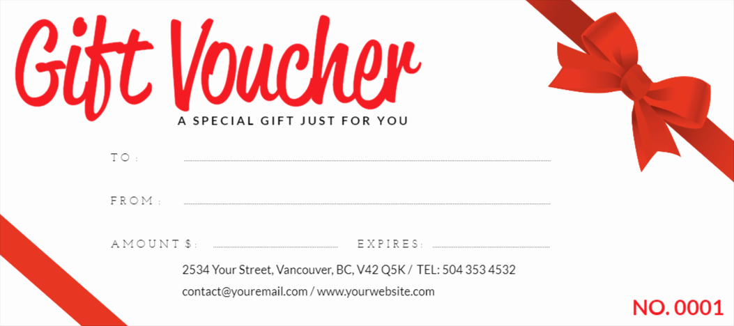 Making A Gift Certificate Free Best Of Free Gift Certificates Templates Design Your Gift