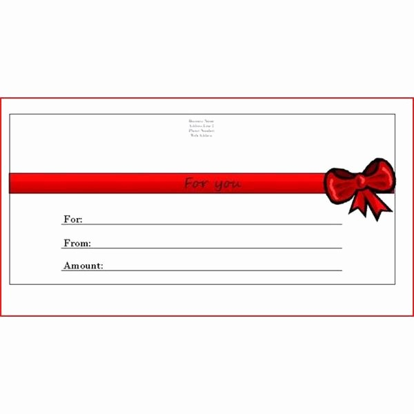 Making A Gift Certificate Free New Printable Gift Certificates Clipart Clipart Suggest
