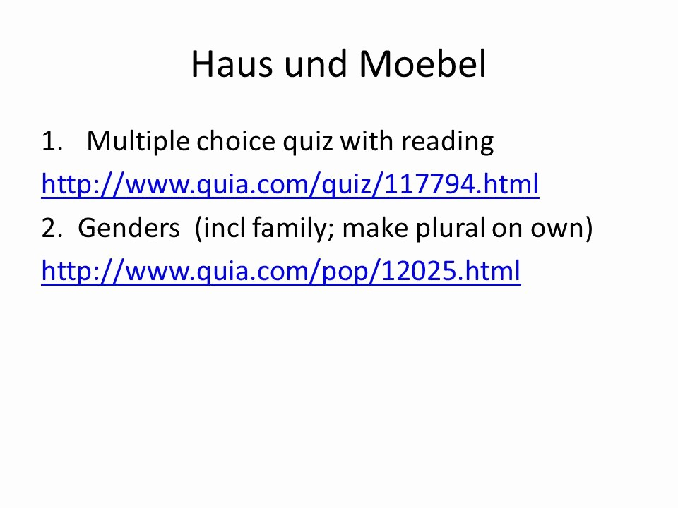 Making A Multiple Choice Test Awesome Deutsch 2 Exam Review Ppt Herunterladen