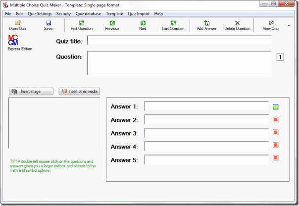 Making A Multiple Choice Test Best Of Create Multiple Choice Quizzes Easily with Multiple Choice