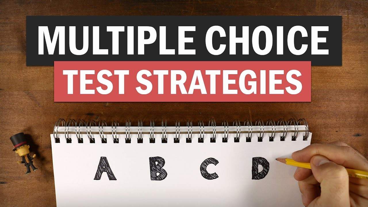 Making A Multiple Choice Test New 5 Rules and E Secret Weapon for Acing Multiple Choice