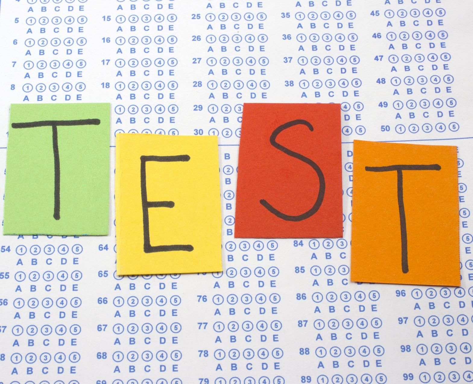 Making A Multiple Choice Test New What to Know when Taking A Multiple Choice Test