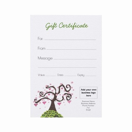 Making Gift Certificates Online Free Inspirational Create Your Own T Certificate Vouchers for Your