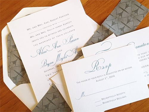 diy invitations with elegant professional typography using just microsoft word