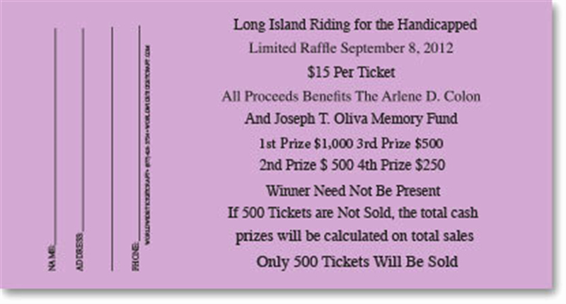 Making Your Own Raffle Tickets Best Of Buy Design It Yourself Simple Raffle Tickets