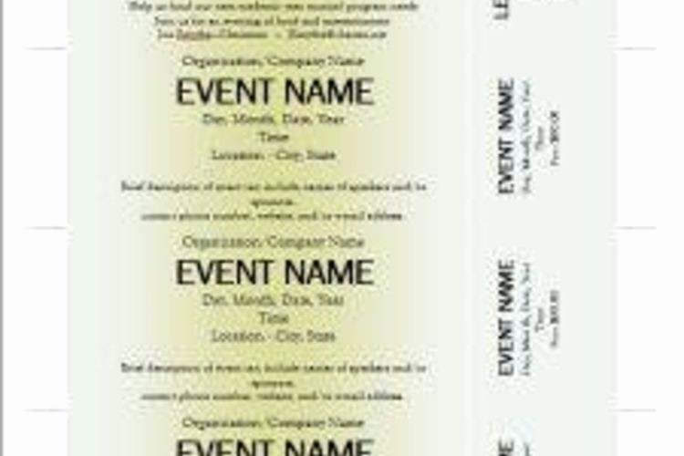 Making Your Own Raffle Tickets Fresh 7 Best Of Make Your Own Raffle Tickets Blank