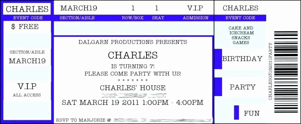 Making Your Own Raffle Tickets Fresh Create Your Own Tickets Template – Apvatfo