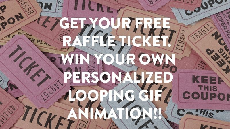 Making Your Own Raffle Tickets Fresh Weekly Raffle Closed Win Your Own Customized Looping