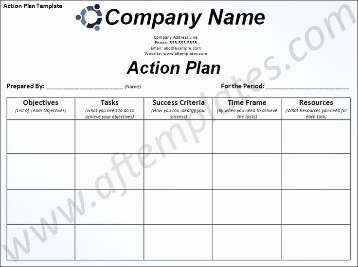 Marketing Action Plan Template Excel Inspirational 17 Best Images About Marketing On Pinterest