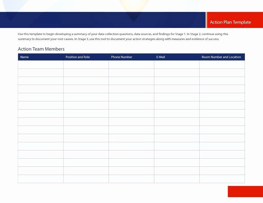 Marketing Action Plan Template Excel New Action Plan Template Strategic Ppt – Grnwav