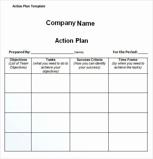 Marketing Action Plan Template Excel New Best S Of Action Plan Template Excel Project Action