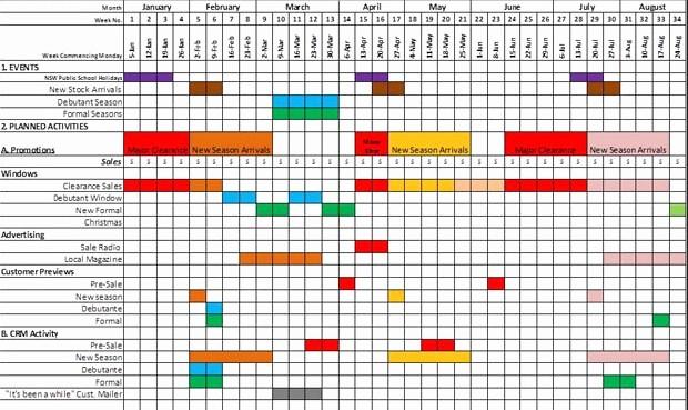 Marketing Calendar Template Excel 2015 Lovely Marketing Calendar Excel Template 2015
