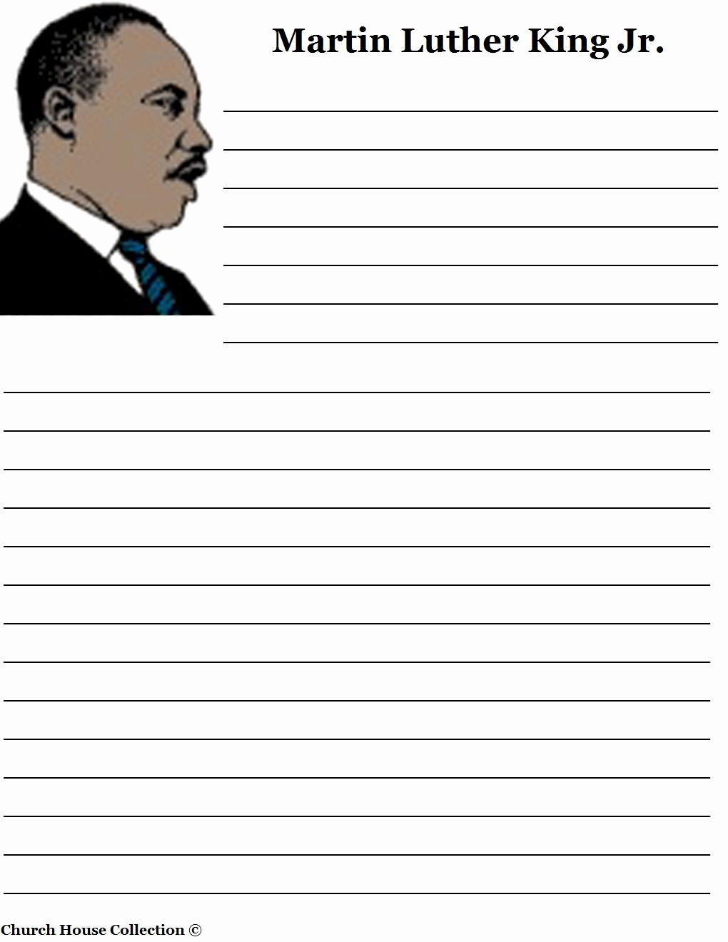 Martin Luther King Jr Template Beautiful Church House Collection Blog Martin Luther King Jr
