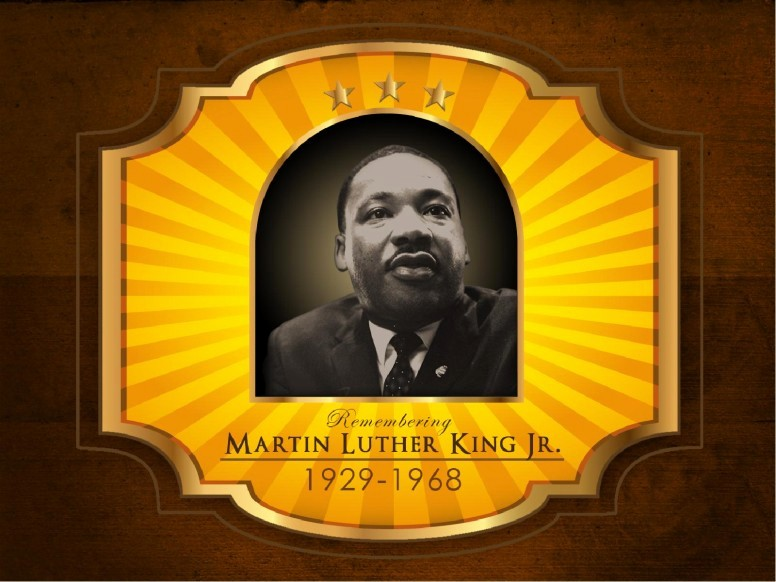 Martin Luther King Jr Template Beautiful Martin Luther King Jr Powerpoint Template